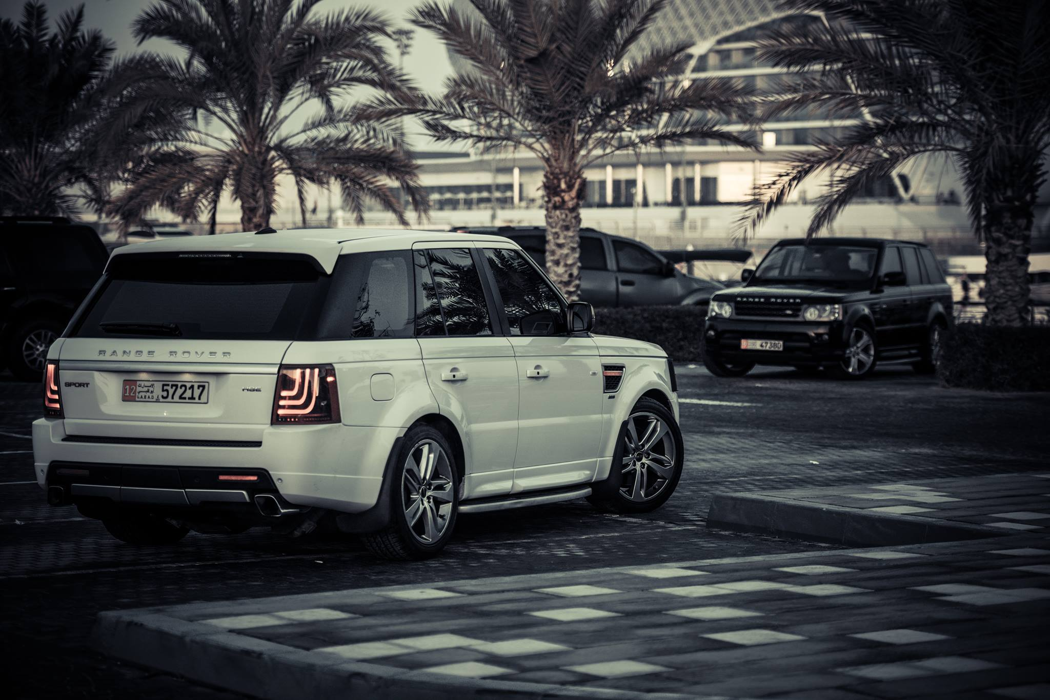 First Gen Range Rover Sport Gets Aftermarket LED Taillights by