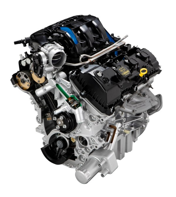 Ford F150 Gets New Engines autoevolution