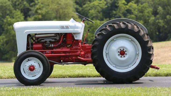 9n ford tractor wiring diagram 2010 visio er naa is an agricultural tool with golden jubilee badging – photo gallery - autoevolution