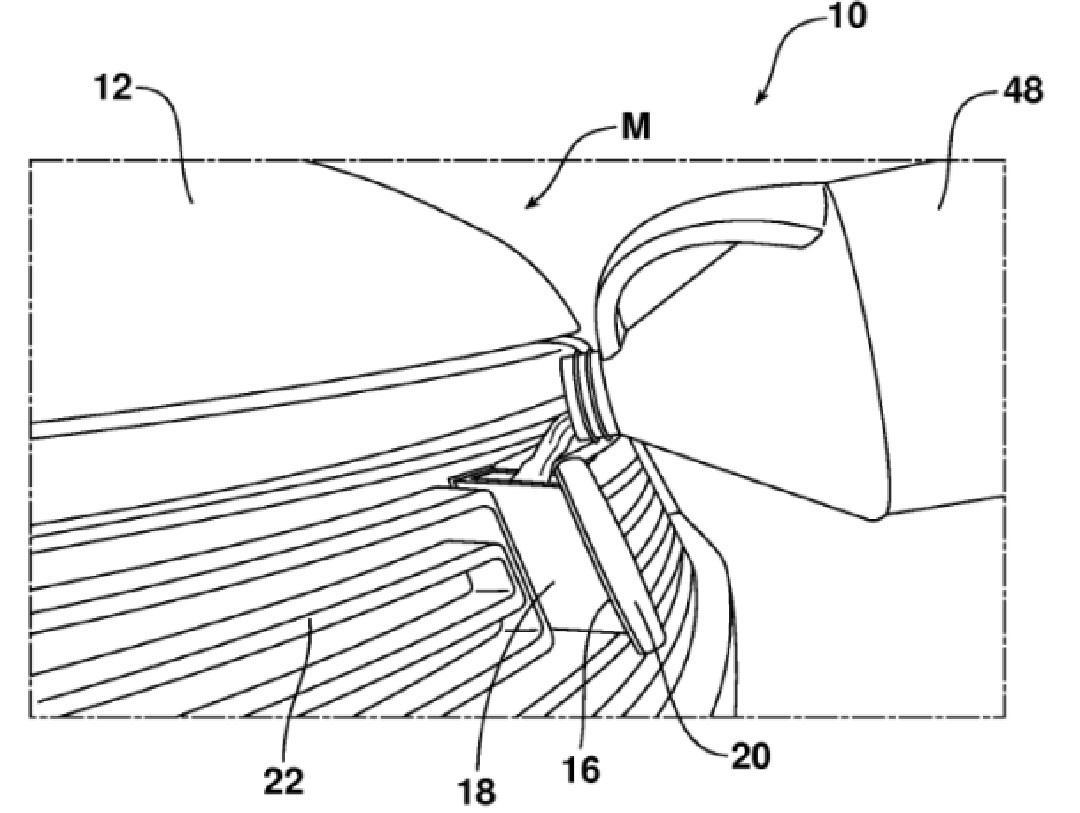 Ford Patent Turns Door Handle Into Hand Sanitizer