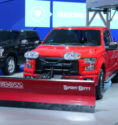 2015 ford f 150 with snow plow  [ 1235 x 815 Pixel ]