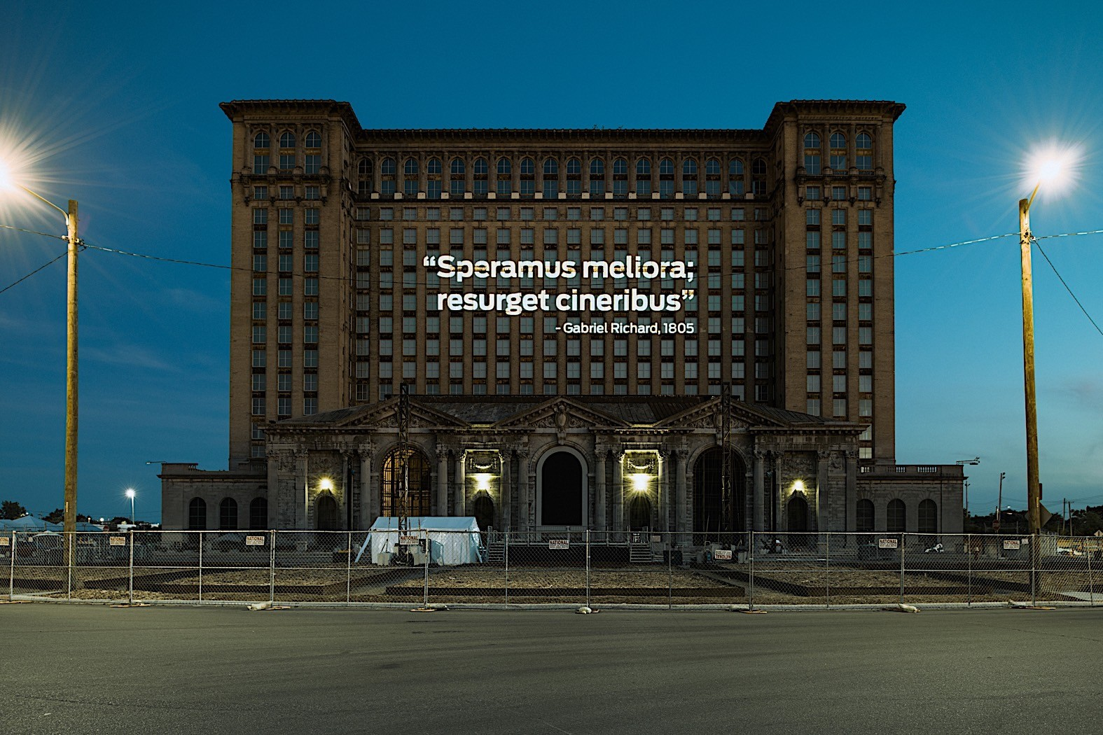 Ford to Turn Michigan Central Station into New Innovation Campus  autoevolution