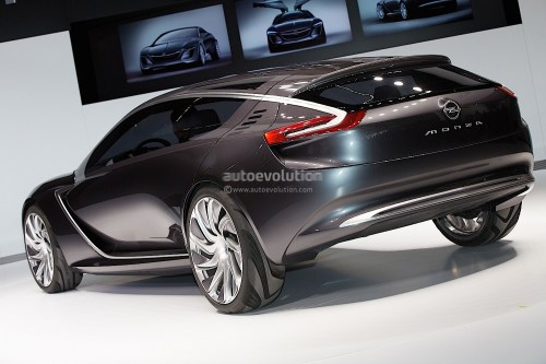 small resolution of  opel monza concept