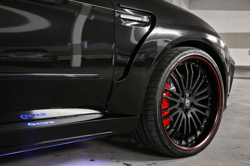 Elon Musk Car In Spac Wallpaper G Power Typhoon Rs Bmw X6m Autoevolution