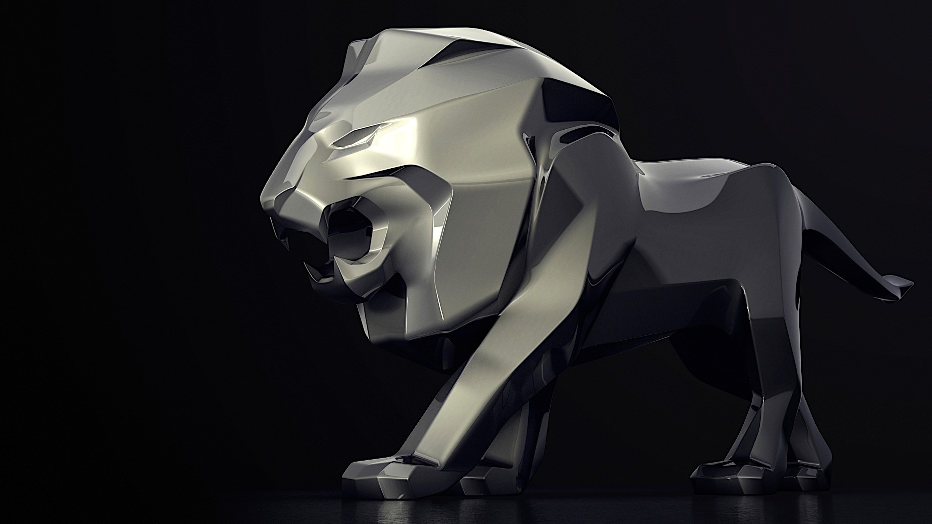 Giant Peugeot Lion To Scare People Away At The 2018 Geneva