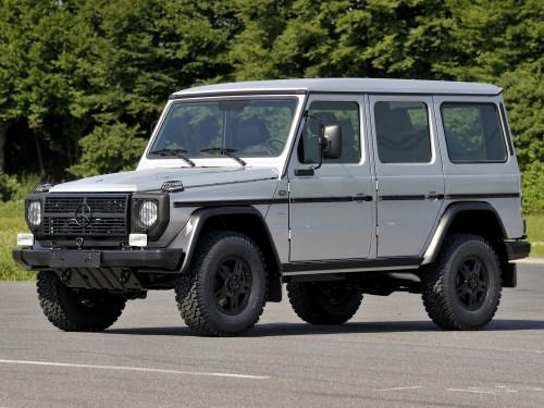 small resolution of  mercedes benz g 300 cdi w461 professional