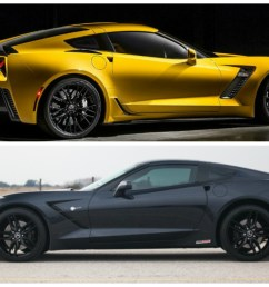 hennessey hpe650 supercharged c7 corvette vs 2015 corvette z06hennessey hpe650 supercharged c7 corvette vs 2015 chevrolet [ 1024 x 768 Pixel ]