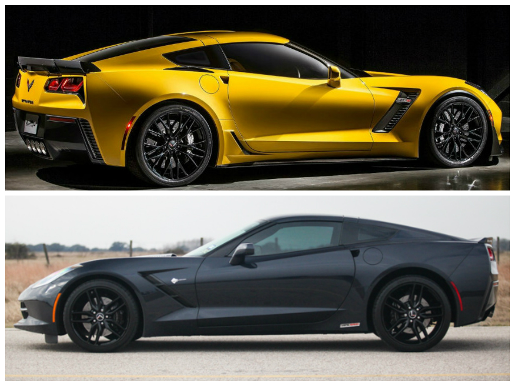 hight resolution of hennessey hpe650 supercharged c7 corvette vs 2015 corvette z06hennessey hpe650 supercharged c7 corvette vs 2015 chevrolet