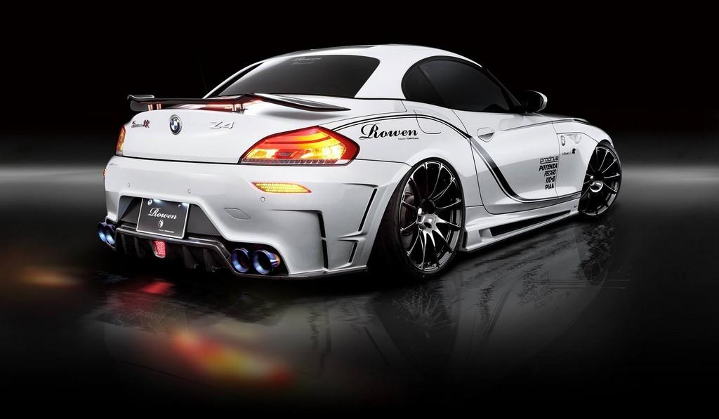 Ecu remapping und tuning für ihren bmw g29 z4 m40i auf 400 ps und 580 nm drehmoment. Here's Some Japanese Tuning for You: BMW Z4 by Rowen
