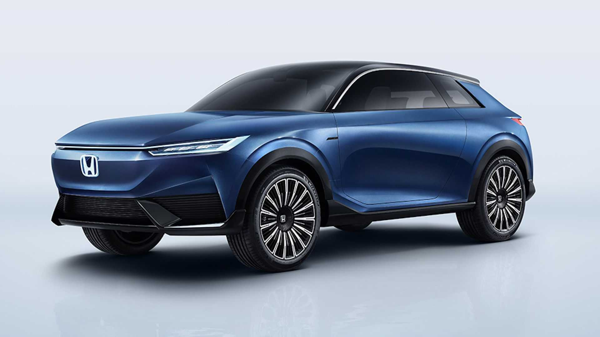 """Interested in the 2021 hyundai kona electric but not sure where to start? Honda Electric SUV Concept Previews """"Future Mass"""