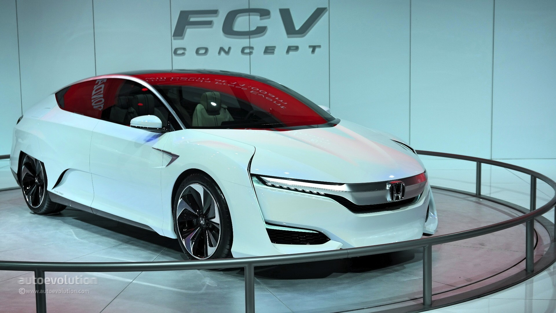 Honda Says Mass Production Fuel Cell Vehicle Coming By