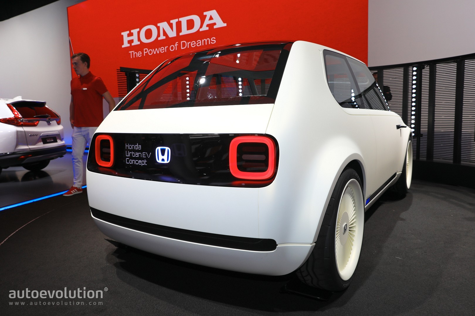 Honda Shows Electric Mk1 Golf You Never Knew You Wanted  autoevolution