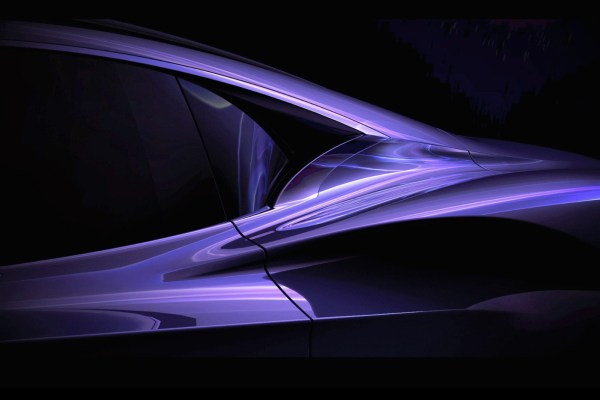 Infiniti Emerge- Electric Supercar Leaked Patent Drawings - Autoevolution