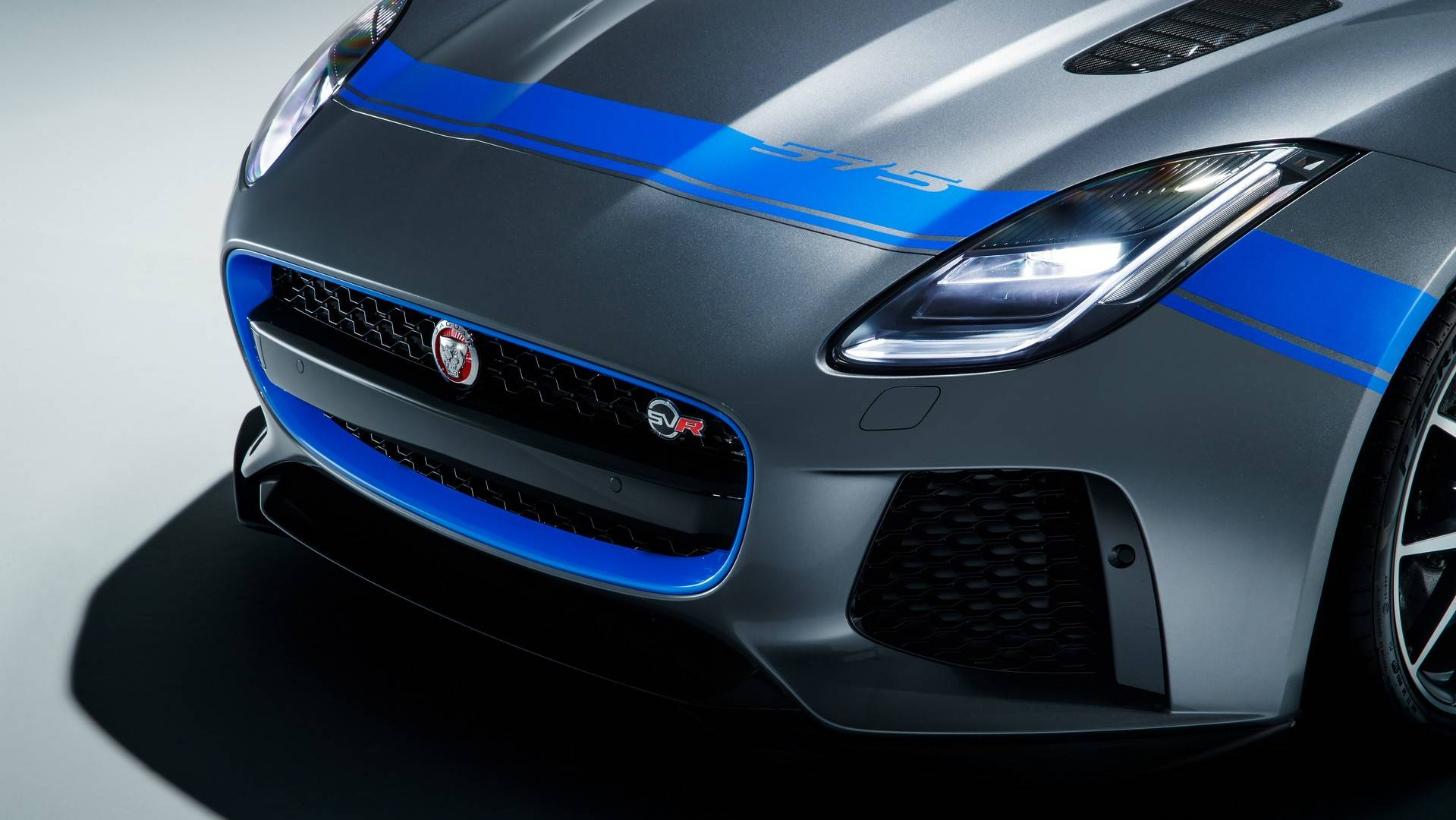 Svr Graphic Pack Is Go For The 2018 Jaguar F Type Svr Autoevolution
