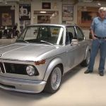Jay Leno Drives Bmw 2002 With E30 M3 Engine Calls It A Perfect Restomod Autoevolution