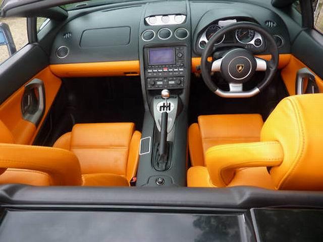 Jeremy Clarksons Lamborghini Gallardo Spyder For Sale