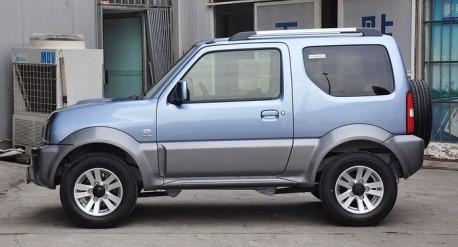 Jonawy Copies Another Small SUV  autoevolution