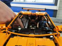 LEGO Porsche 911 GT3 RS Crash Test Is the Real Deal