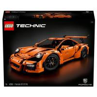 LEGO Technic Porsche 911 GT3 RS Is a 1:8 Scale Non-Lava ...