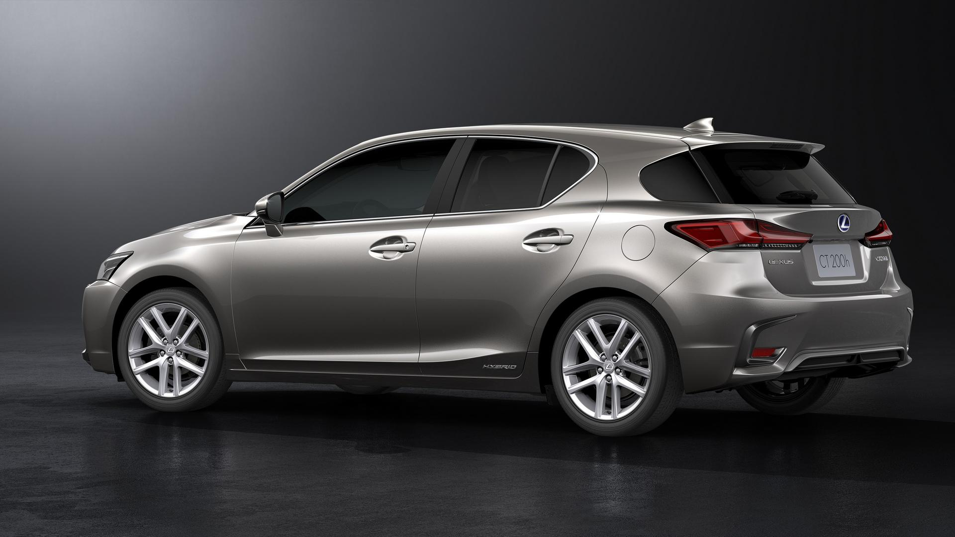 Lexus Updates Ct 200h One Last Time Autoevolution