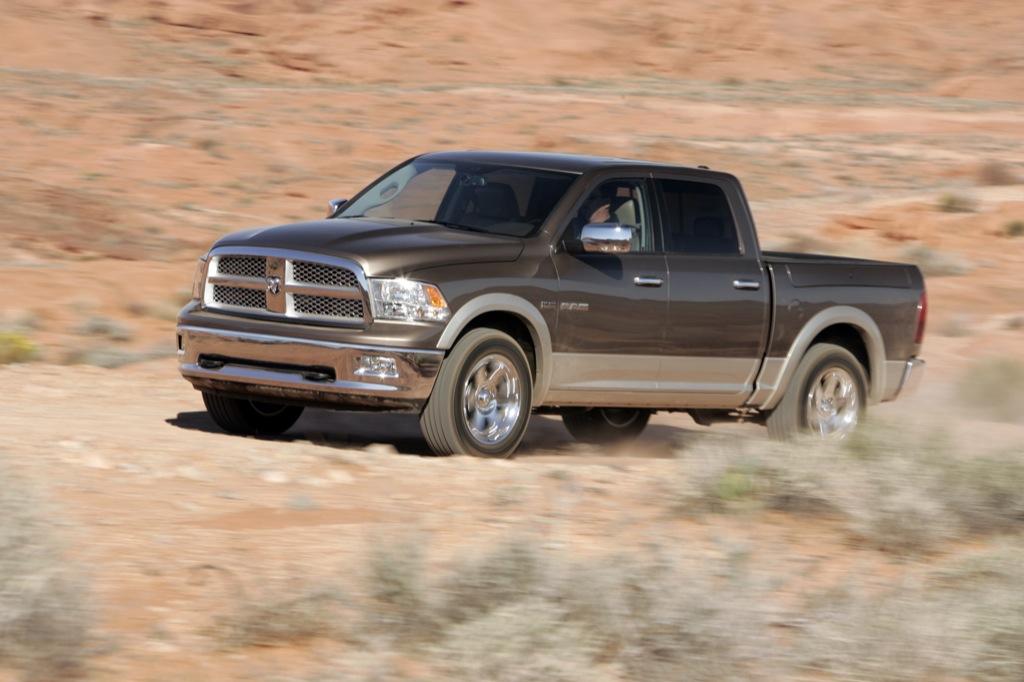 Light Duty Diesel Hybrid Rams Still On Track Autoevolution