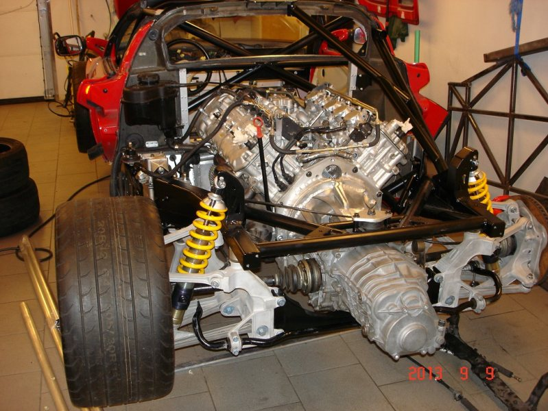 2008 Dodge Charger Engine Diagram Lotus Exige With Bmw M5 V10 Engine Swap Is Like A German