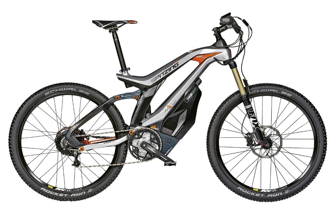 M1 Sport Technik Spitzing Pedelec Does 75 Km H Costs A