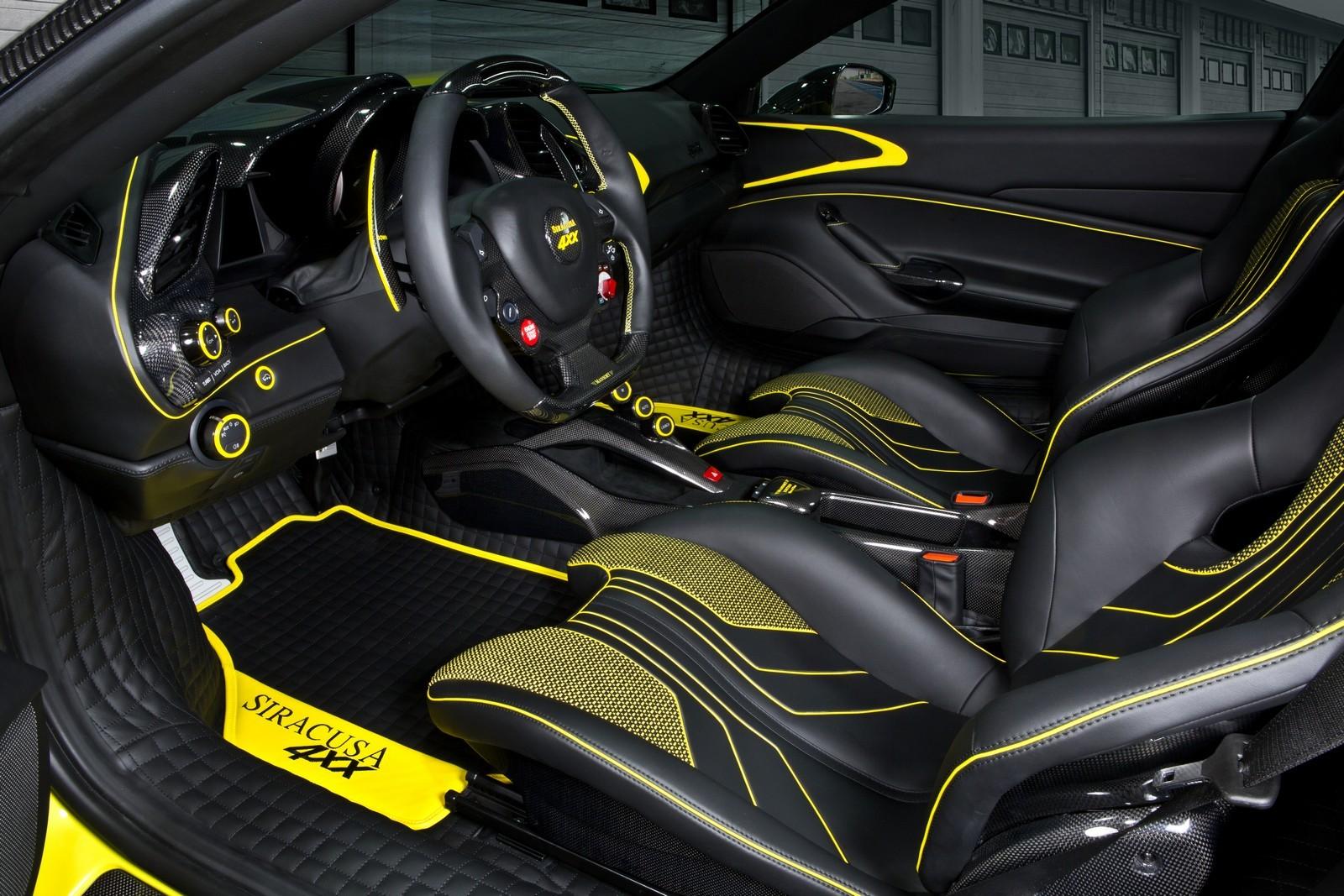 Mansory 4XX Based On Ferrari 488 GTB Looks Like A Baby FXX