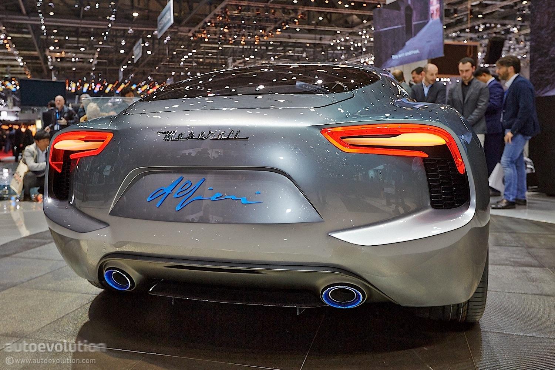 Maserati to Debut GranTurismo Replacement in 2017 Alfieri in 2018  autoevolution