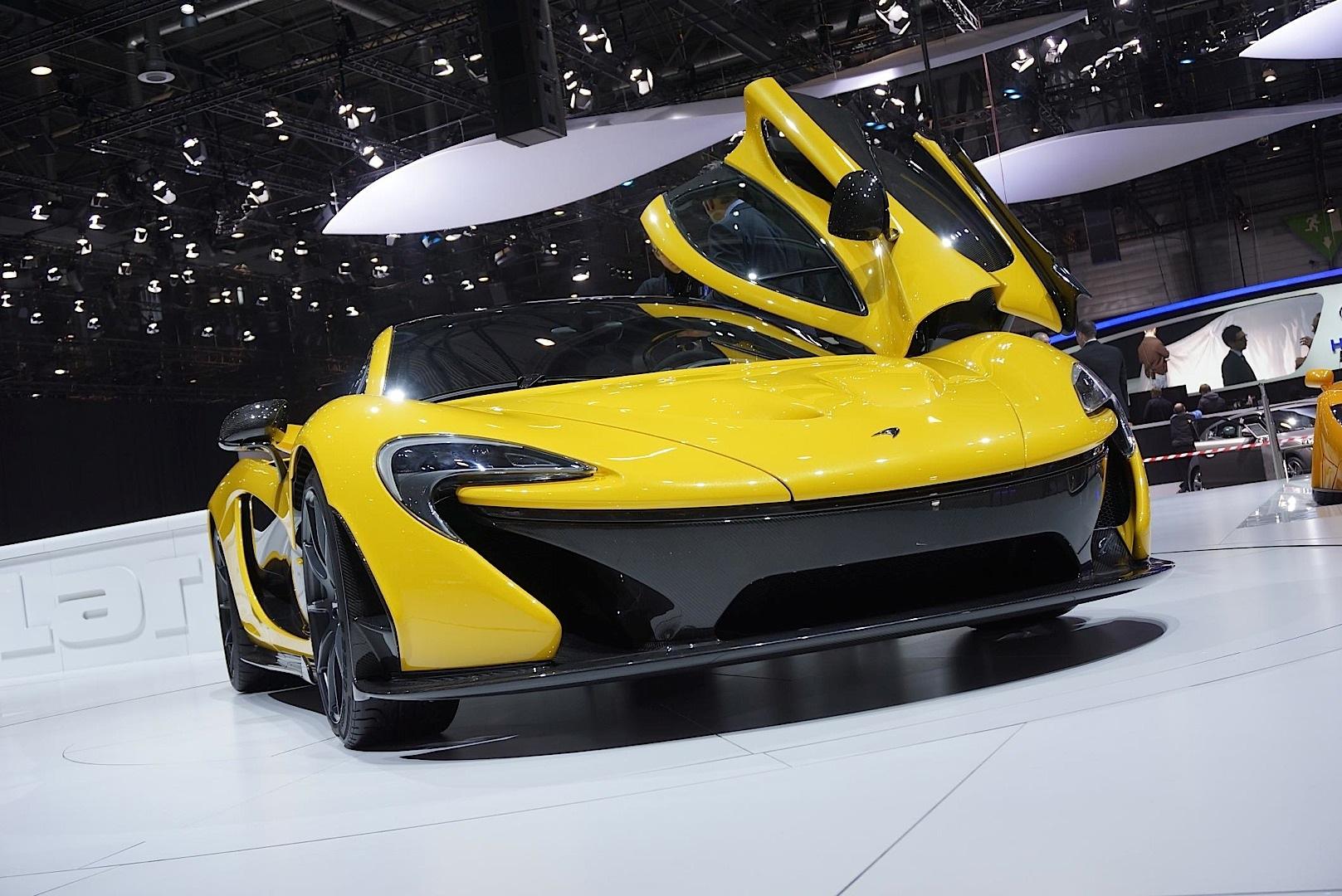 McLaren Tuner Hypercar Development Talks P1 TriTurbo Build Exposes Engine Bay  autoevolution