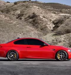melbourne red bmw m3 on hre wheels [ 2048 x 1365 Pixel ]