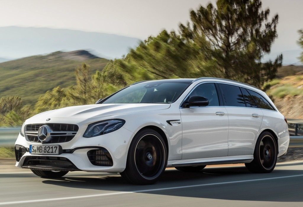 Mercedes AMG E63 T Modell S213 Priced From EUR 112907