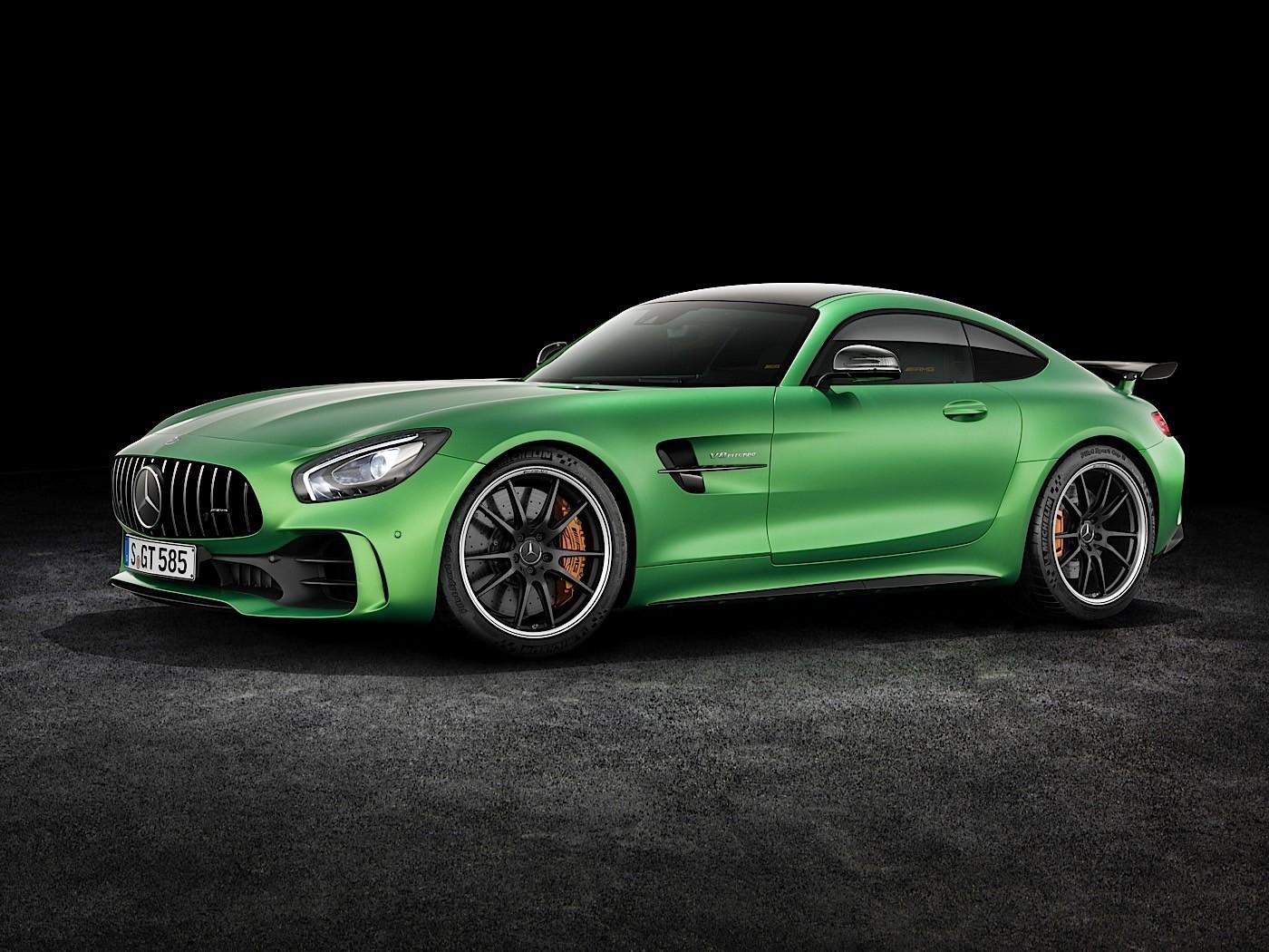 Dieser löst seinen vorgänger, den sls amg, ab. Mercedes-AMG GT4 Racing Car Currently In Development