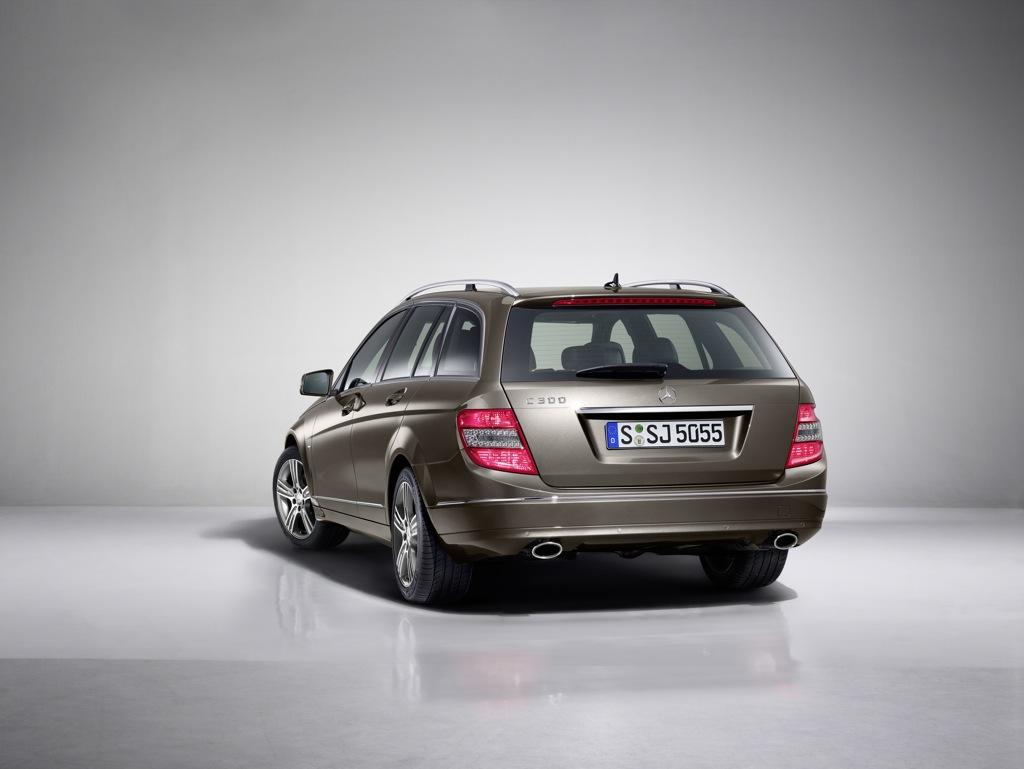 Mercedes Benz CKlasse Special Edition  autoevolution