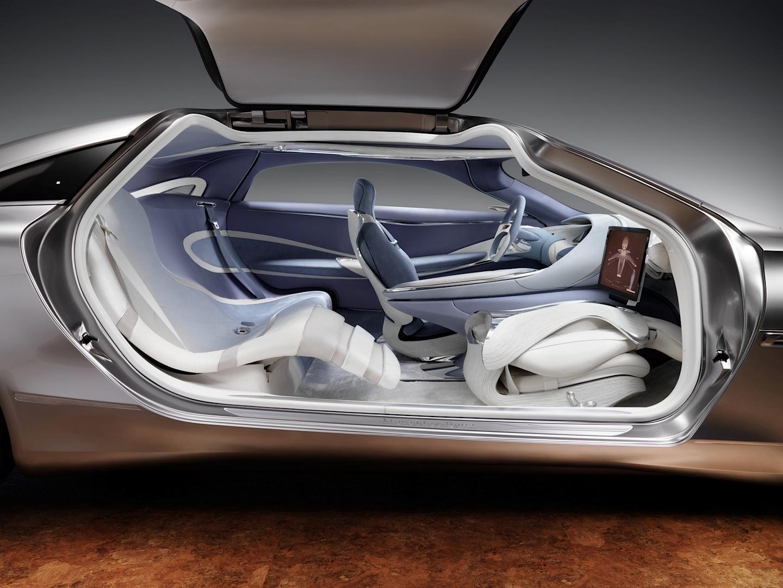 Mercedes Benz Car To X Will Revolutionize Driving