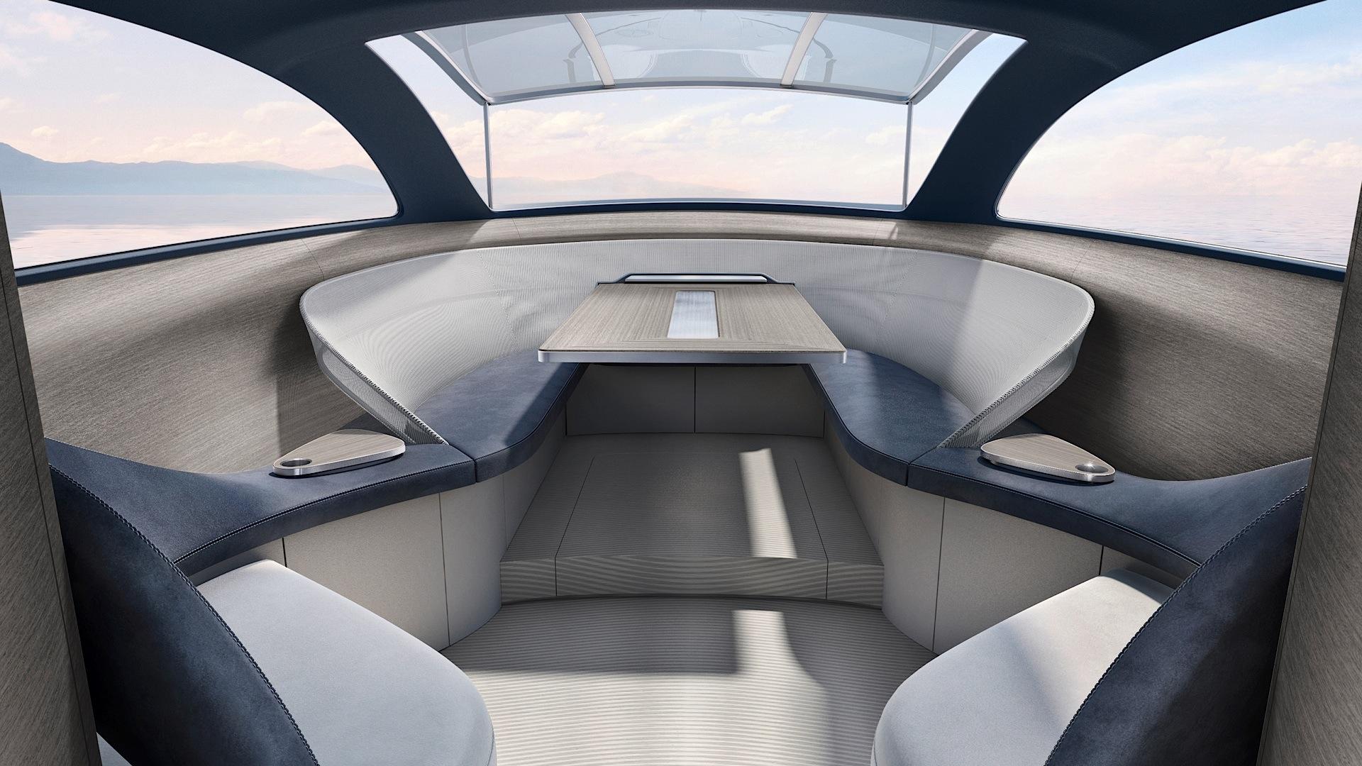 MercedesBenz Luxury Yacht Getting Closer to its Final