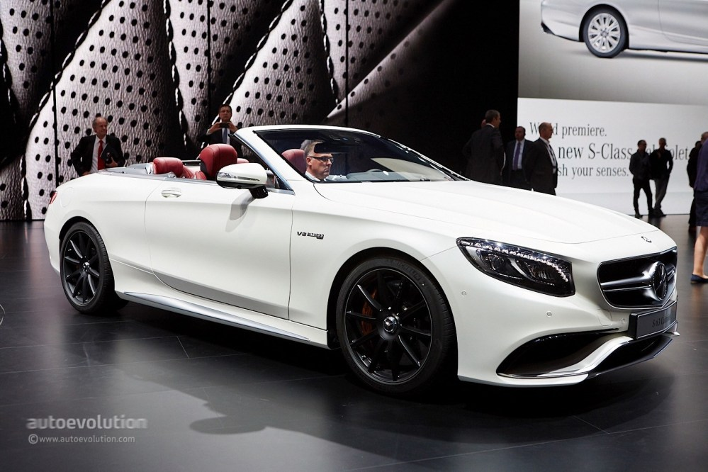 medium resolution of  mercedes benz s class cabriolet and amg s63 cabriolet in frankfurt