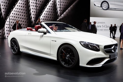small resolution of  mercedes benz s class cabriolet and amg s63 cabriolet in frankfurt