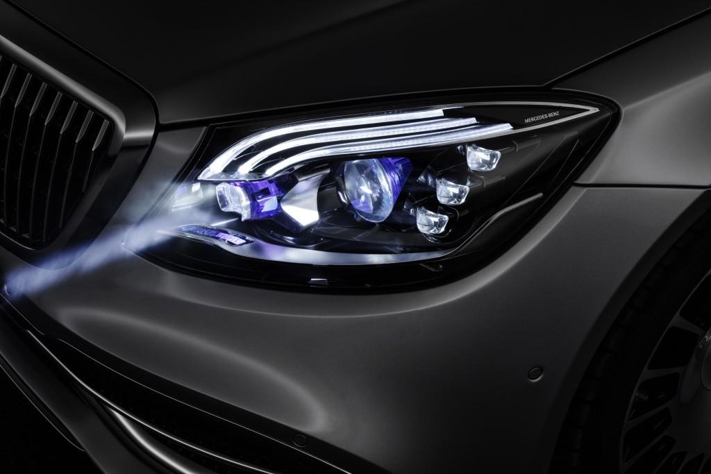 2008 Hyundai Sonata Wiring Diagram 2016 Mercedes Benz Gls Class Rendered With Maybach Flavor
