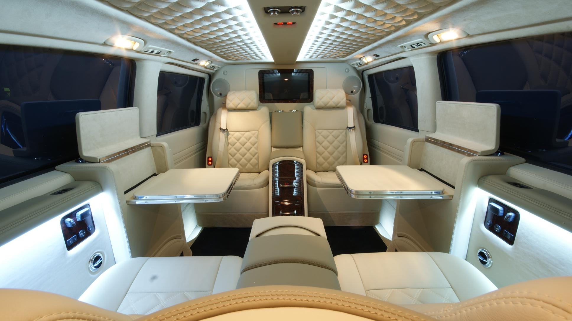 Mercedes Viano by Carisma Auto Design Is the Ultimate