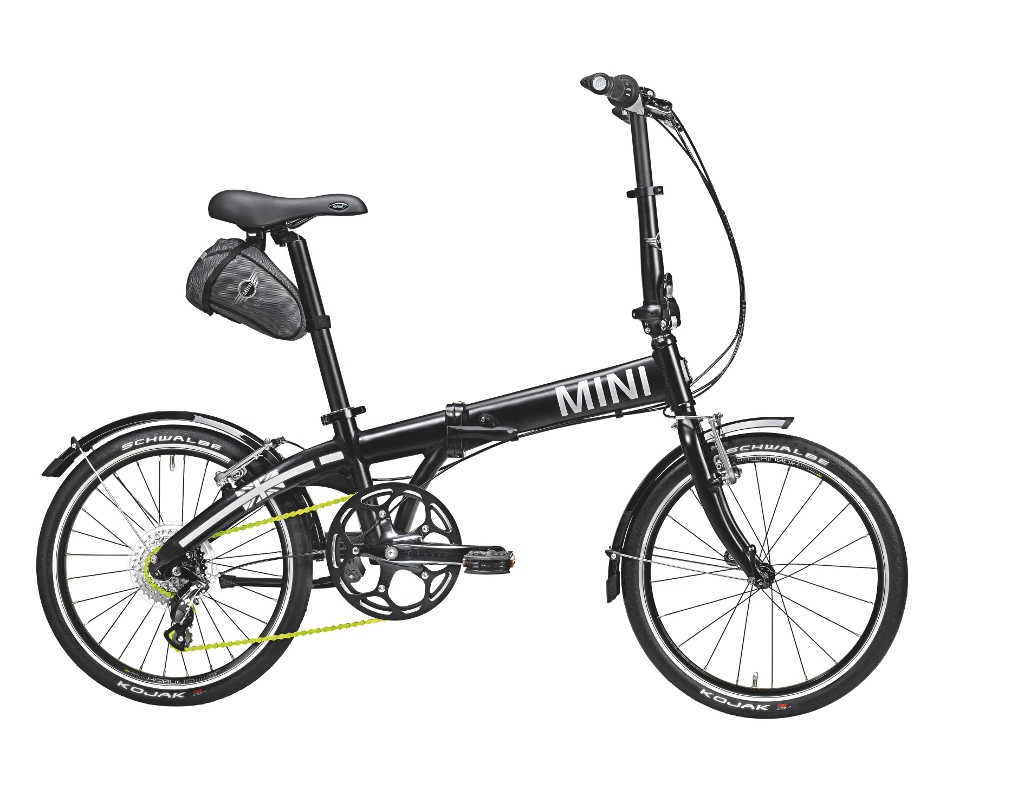 Mini Folding Bike Locomotion At Its Finest