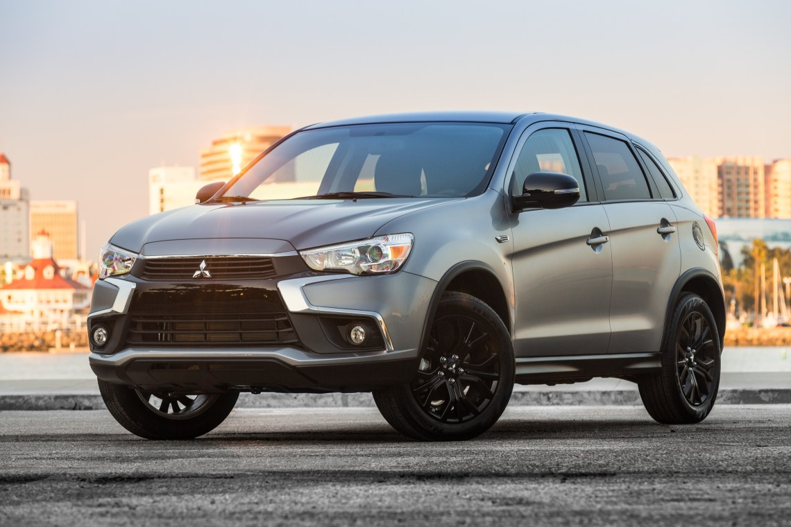 mitsubishi confirms cuv coupe for 2017, will slot above the
