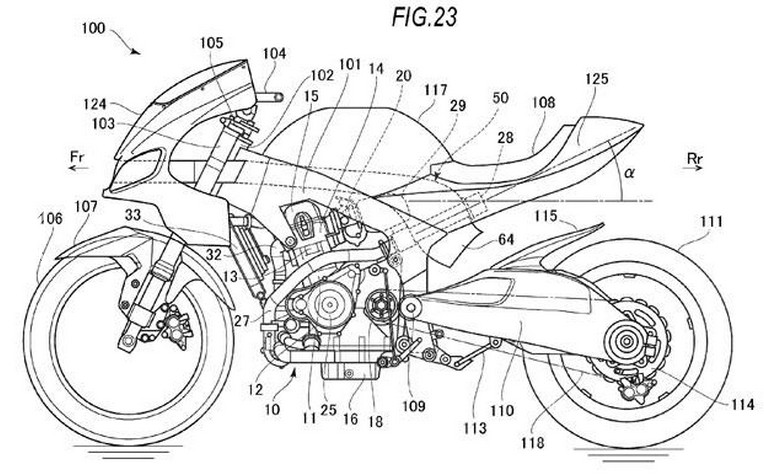 More Turbo Patents from Suzuki May Indicate a New Trend
