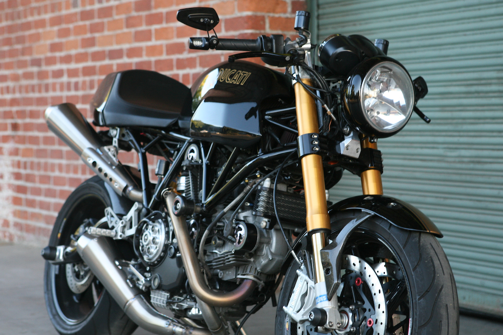 Moto Wheels Custom Ducati Sport 1000 Autoevolution