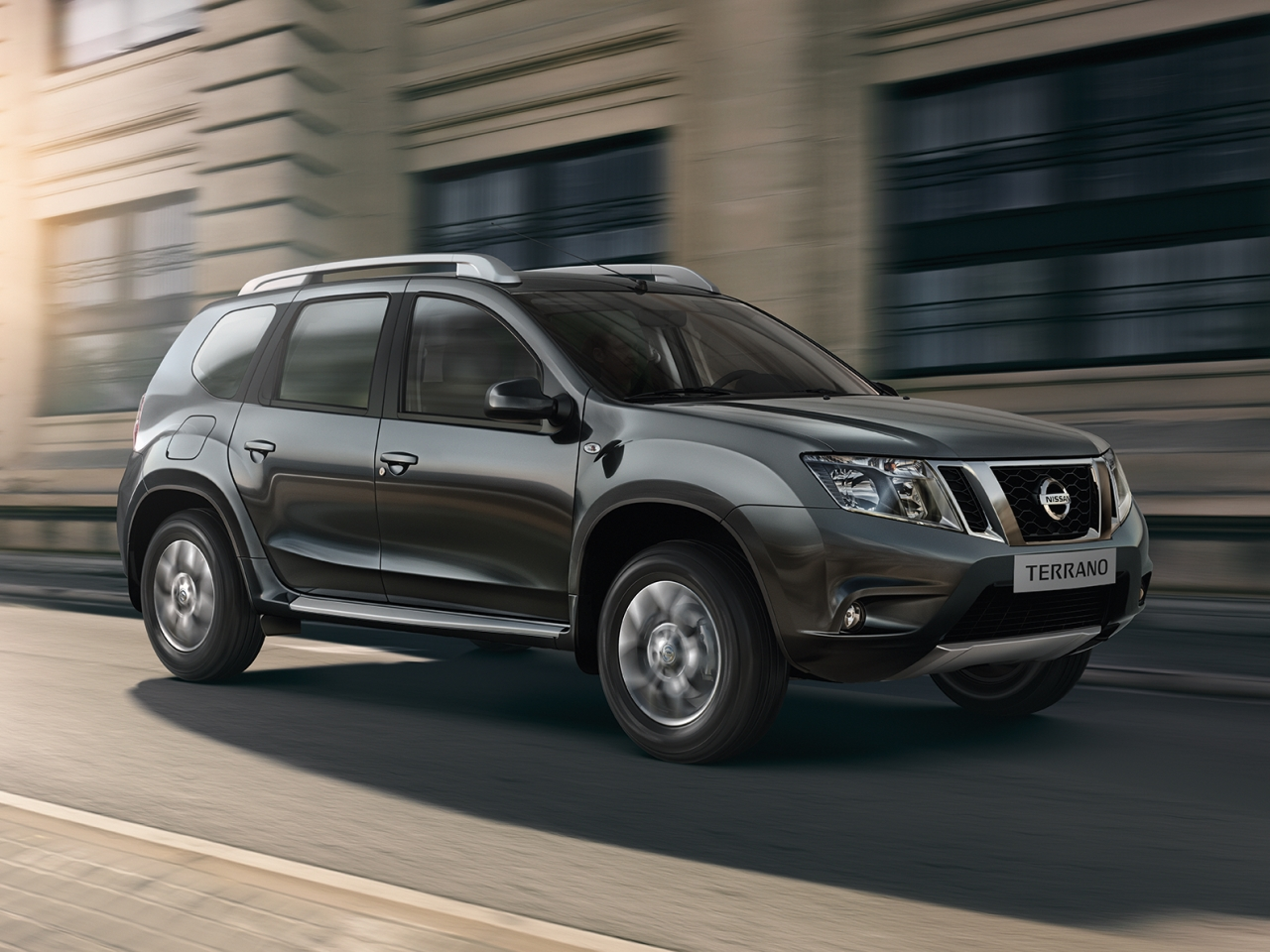 New Nissan Terrano Suv Goes On Sale In Russia