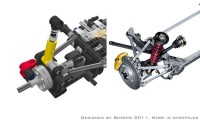 New Porsche 911 Built from LEGO with PDK Gearbox [Photo ...