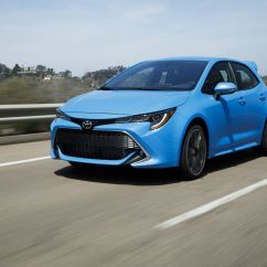 All New Corolla Altis 2019 Toyota Yaris Trd Sportivo Harga Auris Renamed Hatchback