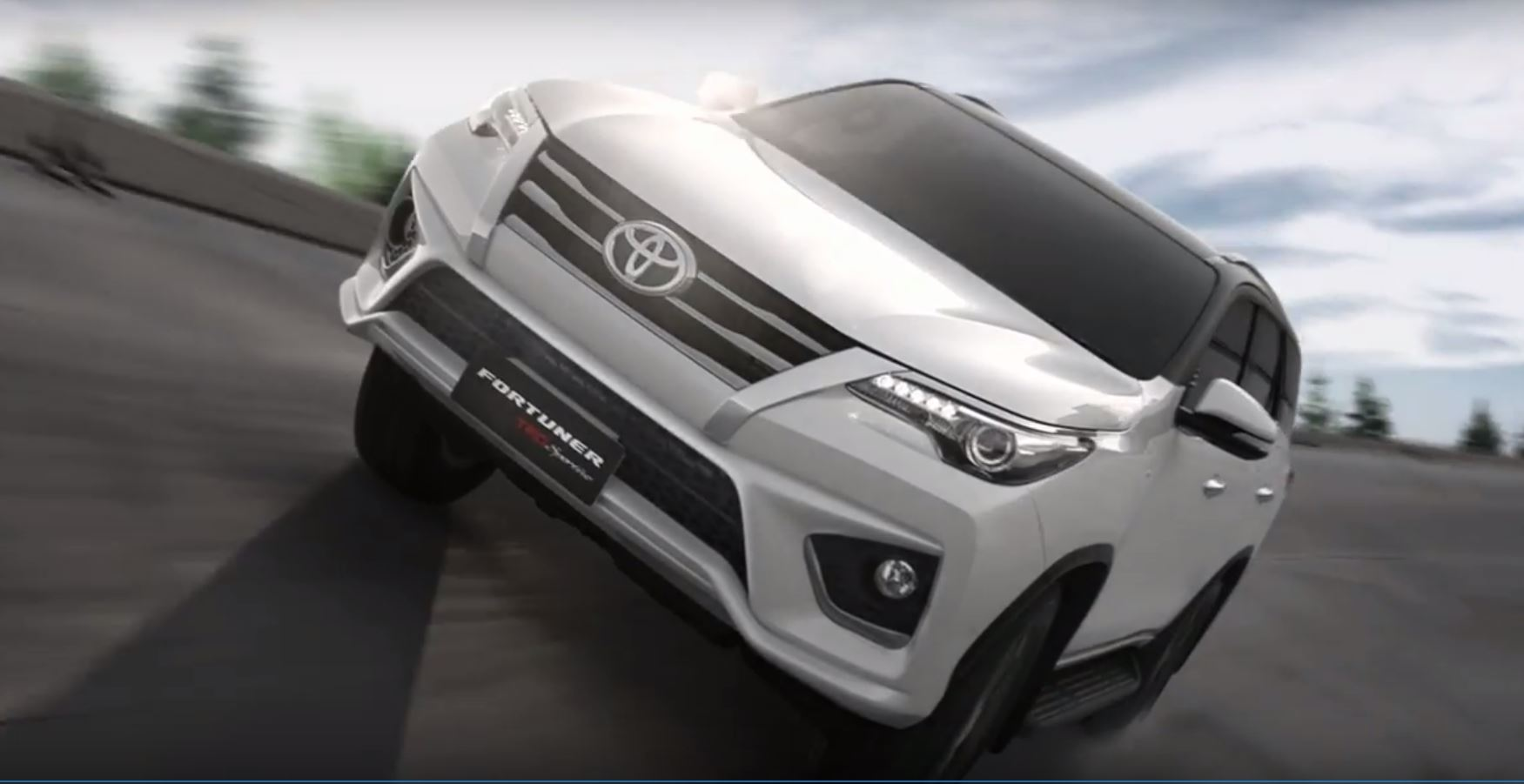 new toyota agya trd sportivo kompresi grand avanza 2016 fortuner is a hilux suv with