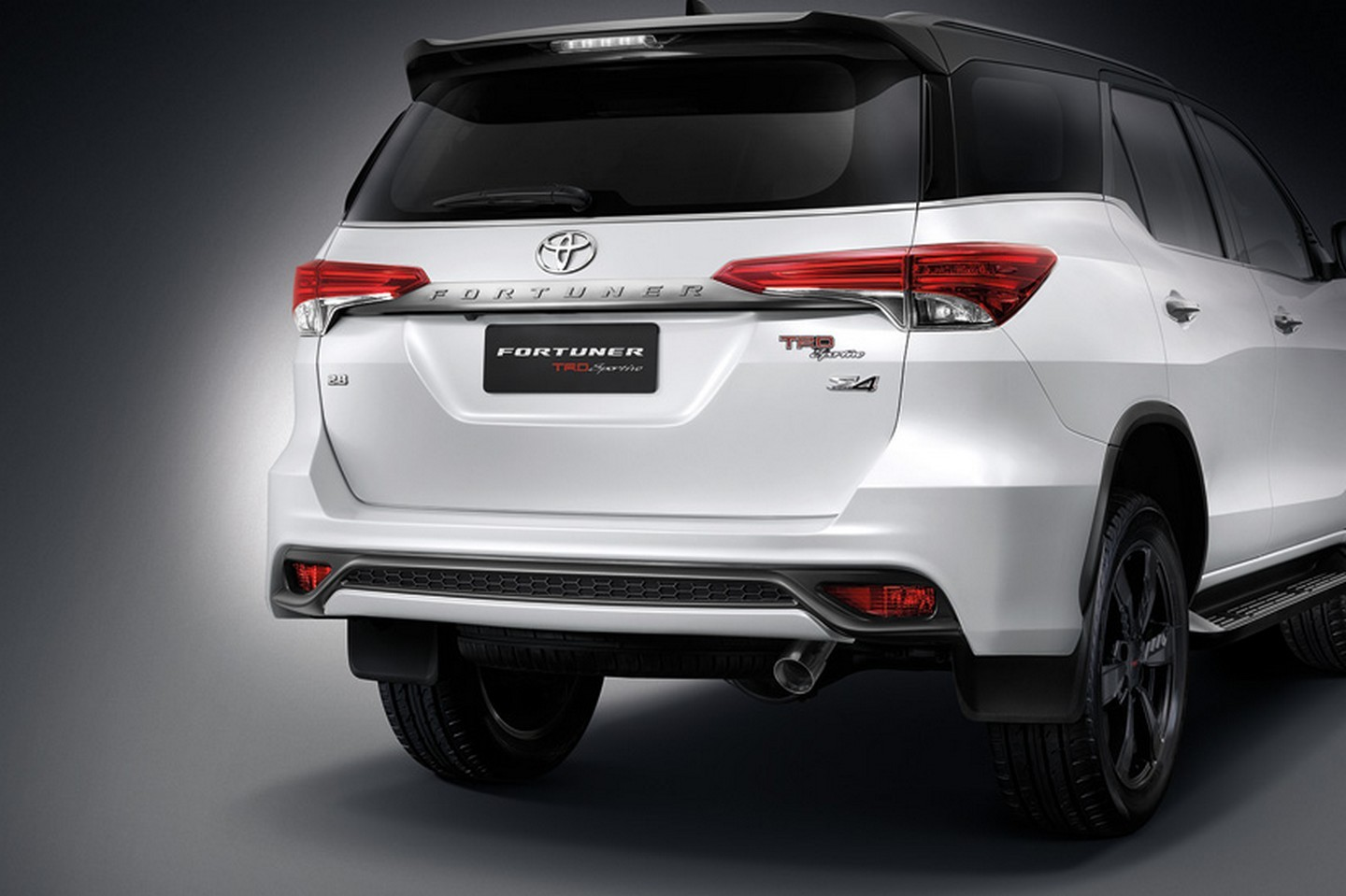 new toyota agya trd sportivo g a/t fortuner is a hilux suv with