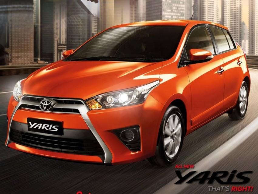 toyota yaris ts trd grand new veloz autonetmagz debuts in thailand [video] - autoevolution